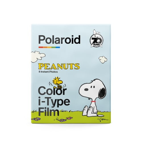 Film Polaroid Color Wave