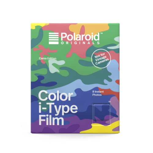 Film Polaroid Originals Color Camo