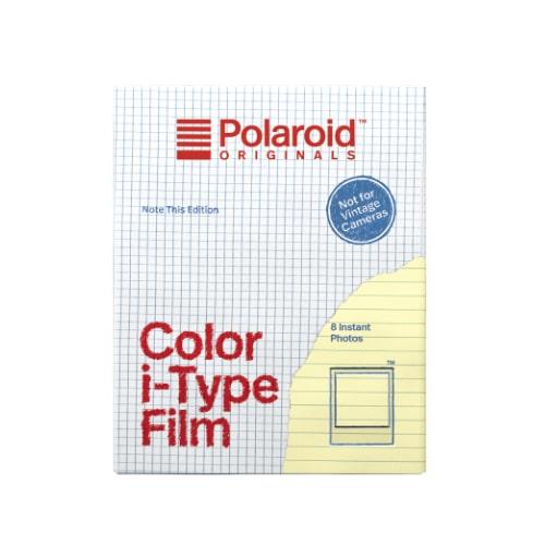 Film Polaroid Originals Color i-Type Note this