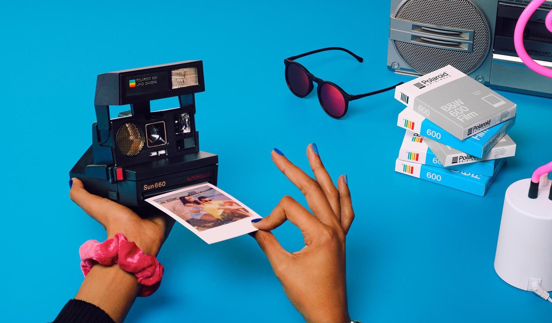 Как да изберем фотоапарат Polaroid 600 втора ръка