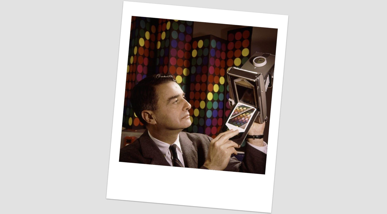 Историята на фотоапаратите Polaroid