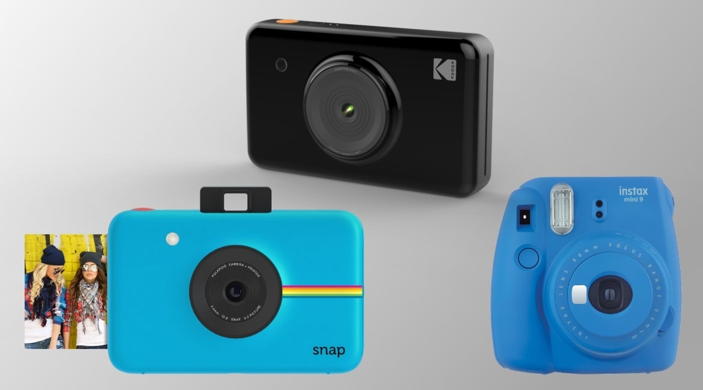 Как да изберем инстантен фотоапарат на добра цена?