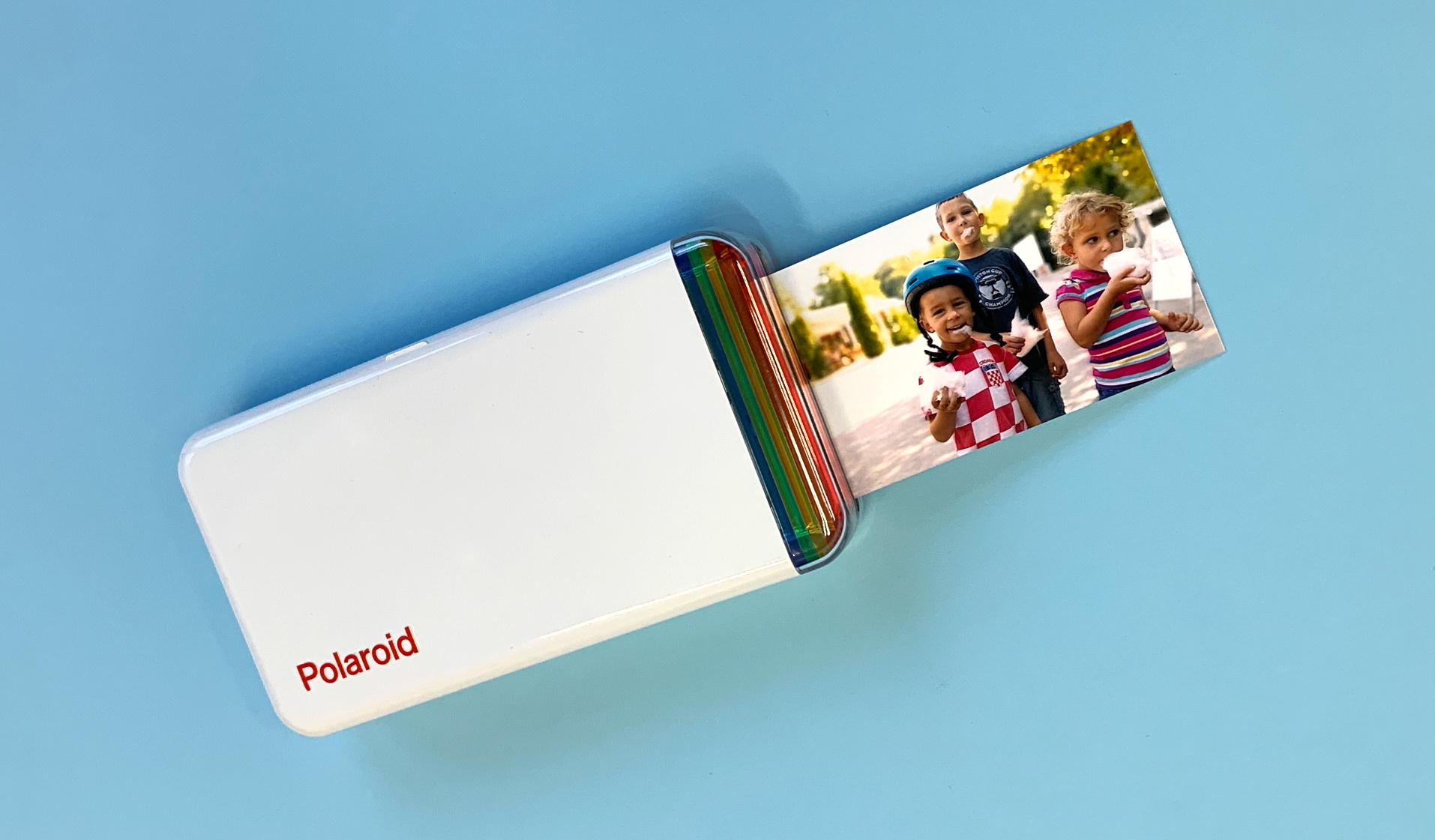 Новият фото принтер Polaroid Hi Print